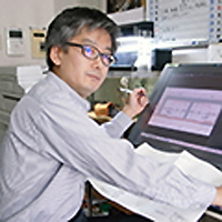 CG・VRチーフエンジニア吉田己堂